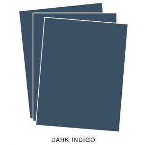Papertrey Ink Dark Indigo Cardstock