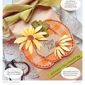 Papertrey Ink In Stitches: Pumpkin Die class=