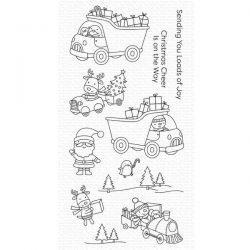 My Favorite Things Loads of Joy Stamp