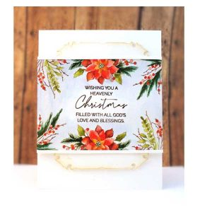 Penny Black Christmas Feeling Stamp Set class=