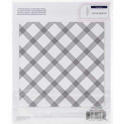 Pinkfresh Studio Diamond Tiles Stamp