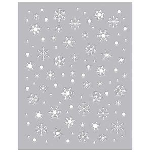 Hero Arts Snowflake Confetti Fancy Die