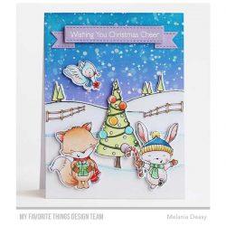 My Favorite Things Christmas Cheer Die-namics