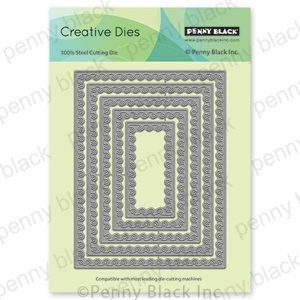 Penny Black Looped Stackers Creative Dies
