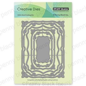 Penny Black Graceful Stackers Creative Dies