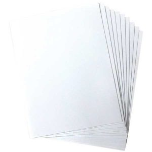 "Heartfelt Creations Art Foam Paper 8.5""X11"" 10/Pkg class="