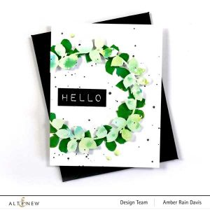 Altenew Tropical Forest Enamel Dots class=