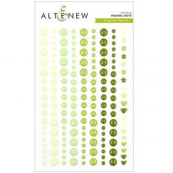 Altenew Tropical Forest Enamel Dots