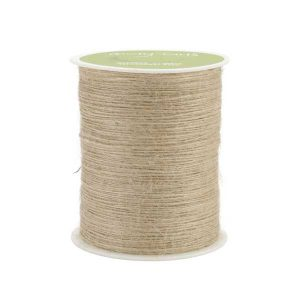 May Arts Burlap String – Natural/ 3 yds