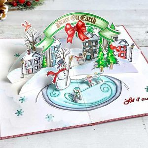 Papertrey Ink & Foiled Fox Winter Magic Kit class=