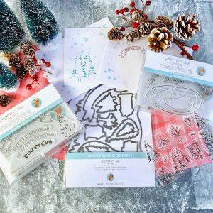 Papertrey Ink & Foiled Fox Winter Magic Kit
