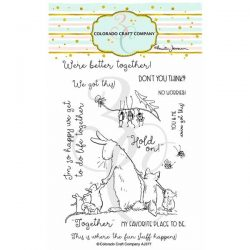 Colorado Craft Company Better Together Stamp