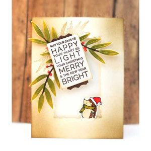Penny Black Christmas Moments Stamp Set class=