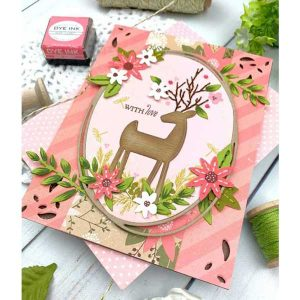 Papertrey Ink Deer To Me Stamp class=