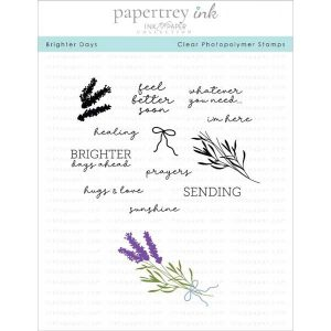 Papertrey Ink Brighter Days Stamp