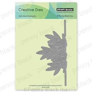 Penny Black Winter Greens Creative Die