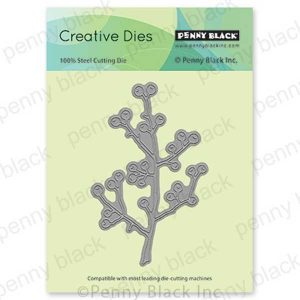 Penny Black Bountiful Berries Creative Die