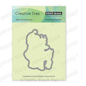 Penny Black Jingle Friends Cut Out Creative Die