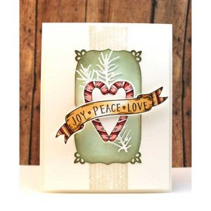 Penny Black Sweetest Christmas Die Set class=