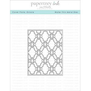 Papertrey Ink Cover Plate: Ornate Die