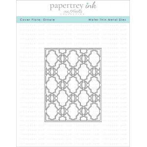 Papertrey Ink Cover Plate: Ornate Die