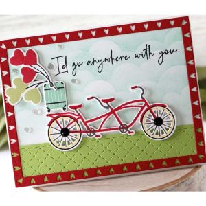 Papertrey Ink Anywhere Together Stamp Set class=