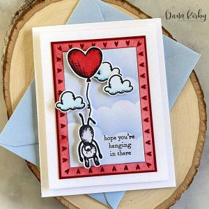 Papertrey Ink Lift Me Up Stamp class=
