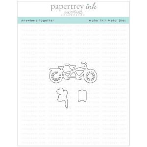 Papertrey Ink Anywhere Together Die Set