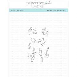 Papertrey Ink Dainty Daisies Die