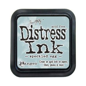 Tim Holtz Distress Ink Pad - Speckled Egg class=