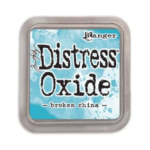 Tim Holtz Distress Oxide Ink Pad - Broken China class=