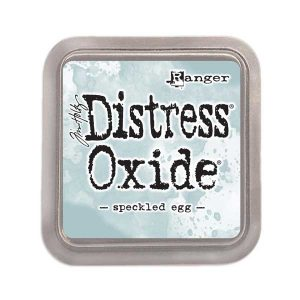 Tim Holtz Distress Oxide Ink Pad - Speckled Egg class=