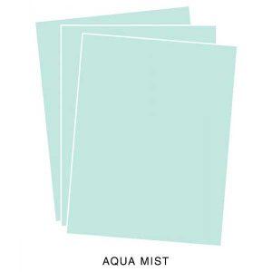 Papertrey Ink Aqua Mist Cardstock