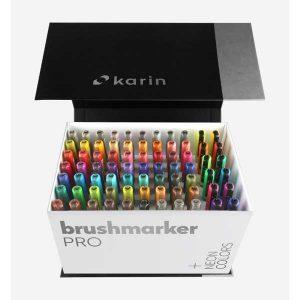 Karin Brushmarker PRO - Mega Box of 72