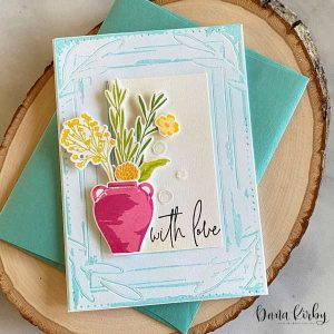 Papertrey Ink Sprigs and Sprays Stamp class=
