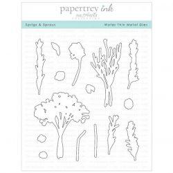 Papertrey Ink Sprigs and Sprays Dies