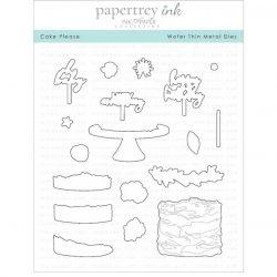 Papertrey Ink Cake Please Dies