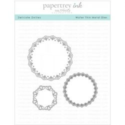 Papertrey Ink Delicate Doilies Dies