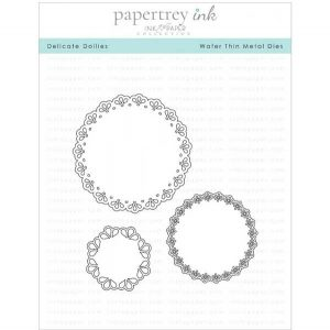 Papertrey Ink Delicate Doilies Dies