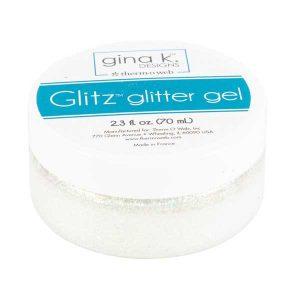 Gina K Designs Glitz Glitter Gel - Iridescent