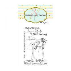 Colorado Craft Company Be Creative Mini Stamp