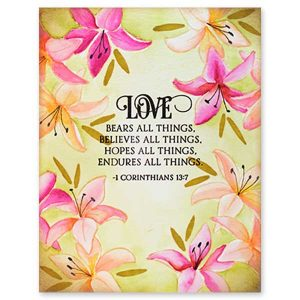 Penny Black Scripture Sentiment Stamp Set class=