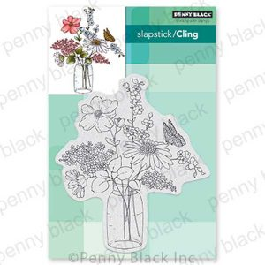 Penny Black Sweet Centerpiece Stamp