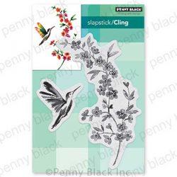 Penny Black Flying Colors Stamp Set