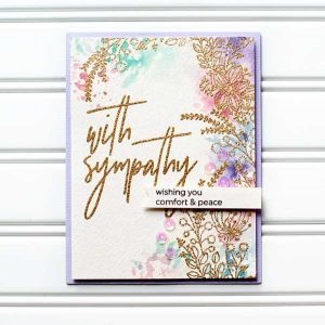 Pinkfresh Studio Scripted Bold Sentiments 2 Stamp class=
