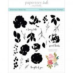 Papertrey Ink Effortless Beauties Stamp