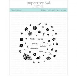 Papertrey Ink Tiny Blooms Stamp