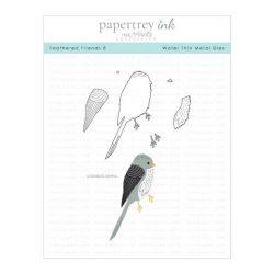 Papertrey Ink Feathered Friends 8 Die
