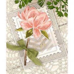 Papertrey Ink Lush Bloom Dies