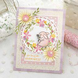 Papertrey Ink Sweet Hoppiness Dies